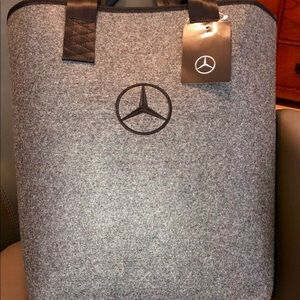 Mercedes-Benz shopping tote